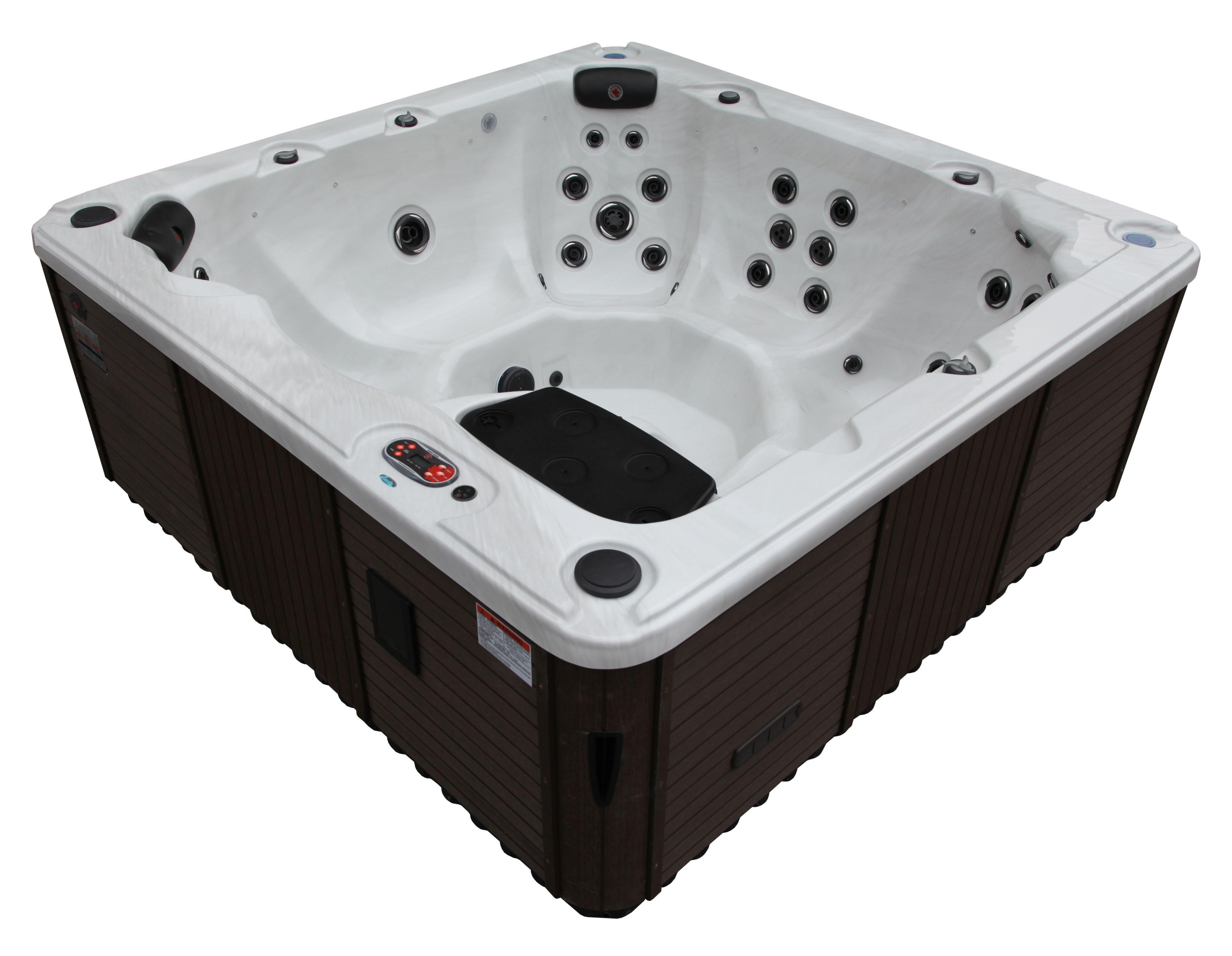 Canadian Spa Victoria 7 Person Hot Tub Canadian Spa Spa Tub Spa