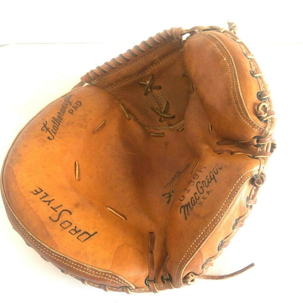 Catchers Baseball Glove Pro Style Featherweight G130H