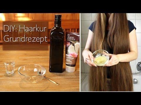 Haarkuren selbermachen – Grundrezept | Haartraumfrisuren