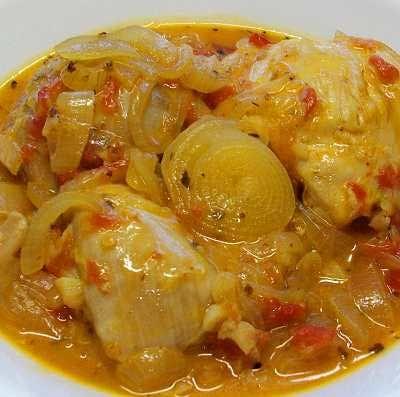 Cocina Algo Exquisito Hoy Pollo A La Naranja Estilo