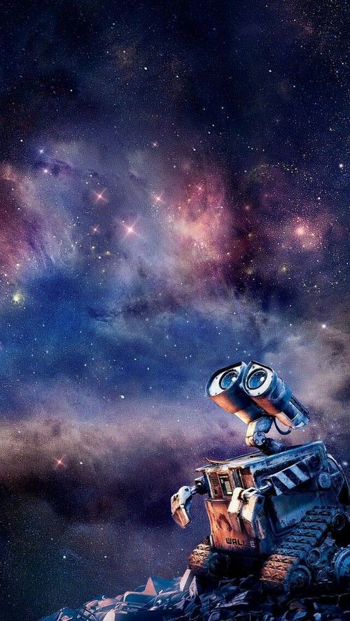 Wall E wallpaper | Disney Movies & Characters | Pinterest | Iphone 壁紙, ウォーリー and ディズニー