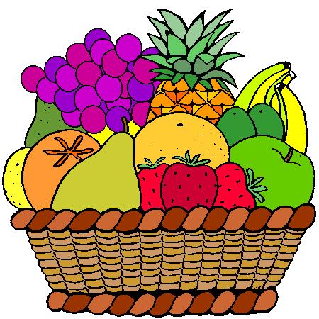 Coloriage fruits a imprimer s quence 02 pinterest - Dessins fruits ...