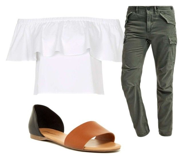 """""""Untitled #226"""" by preppedinpolos on Polyvore featuring Topshop"""