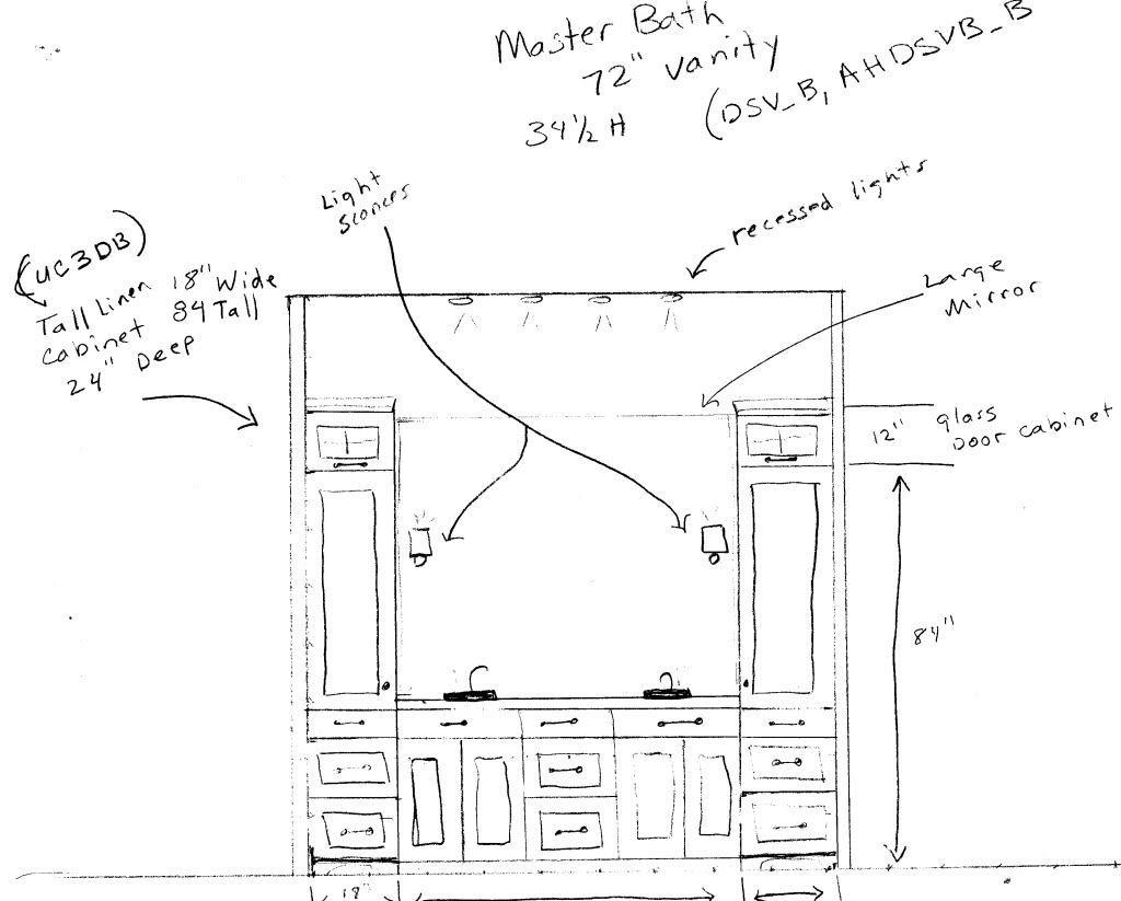 Layout master bathroom floor plans master bathroom vanity is it