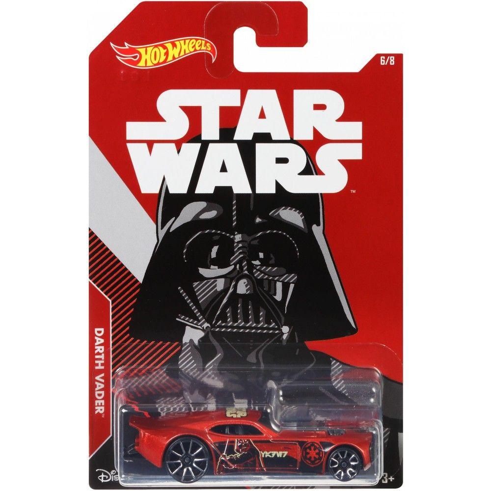 Hot Wheels Exclusive Galactic Empire Prototype H-24 2015 Star Wars Darth Vader Die-Cast Car #6//8
