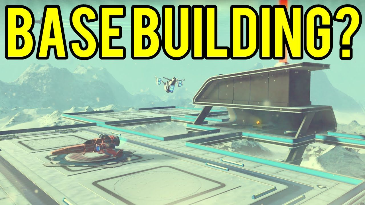 NO MAN'S SKY BASE BUILDING, ANIMALS & FACTIONS (NO MAN'S