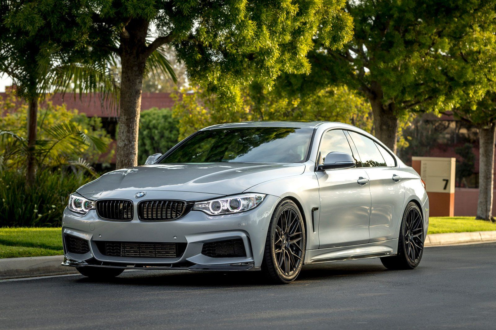Customized For Jaw Dropping Effect Custom Gray Bmw 3 Series On