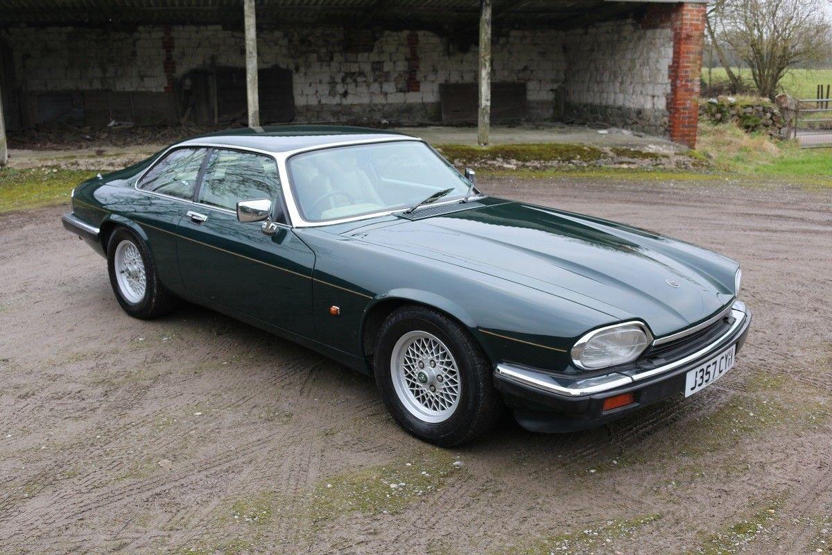 ebay: 1992 jaguar xjs coupe 4.0ltr,manual transmission,fsh