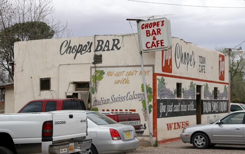 Chope S Albuquerque Restaurants New Mexico New Mexico Santa Fe