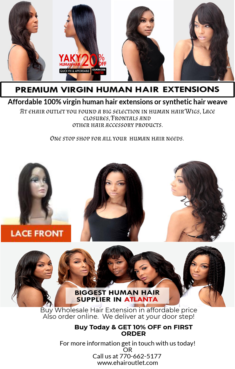One Stop Shop For All Your Human Hair Needs Buy Human Hair Online