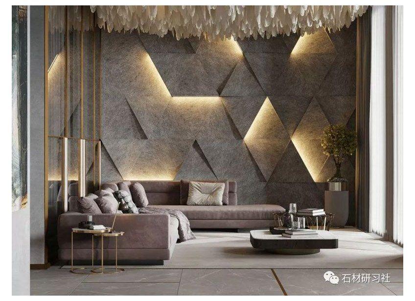 Interior Design Trends 2020 Get The Look Home Interior Wall Design Homeinteriorwalldesi Living Room Decor Modern Interior Wall Design Luxury Living Room