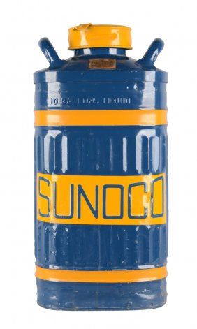 Sunoco 10 Gallon Gas Can Jan 31 2016 Dan Morphy Auctions In Nv Gas Cans Vintage Gas Pumps Gas