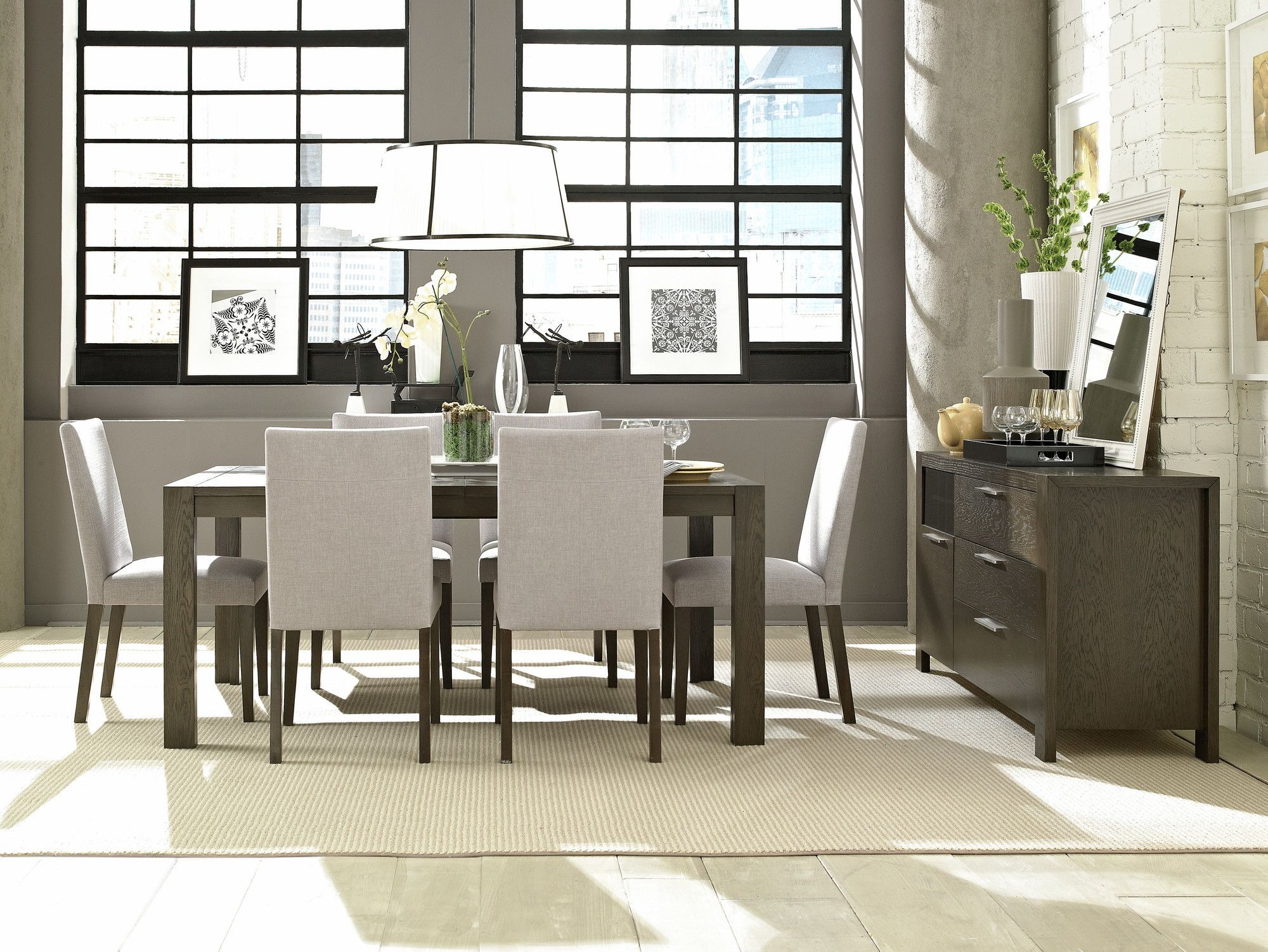 Casana Furniture pany Hudson Extendable Dining Table