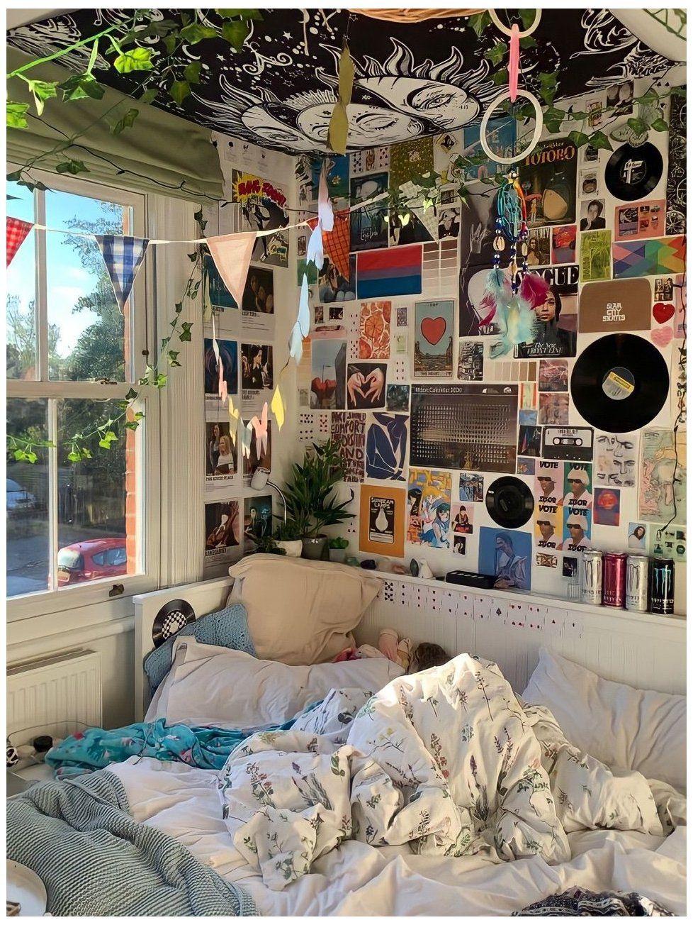 dream room teenagers aesthetic