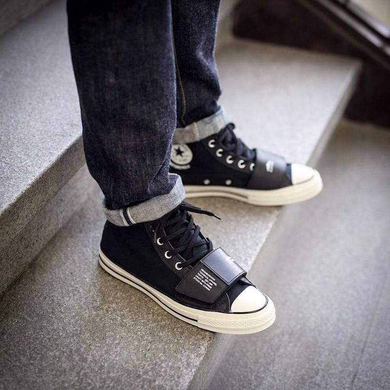 converse style motorcycle shoes