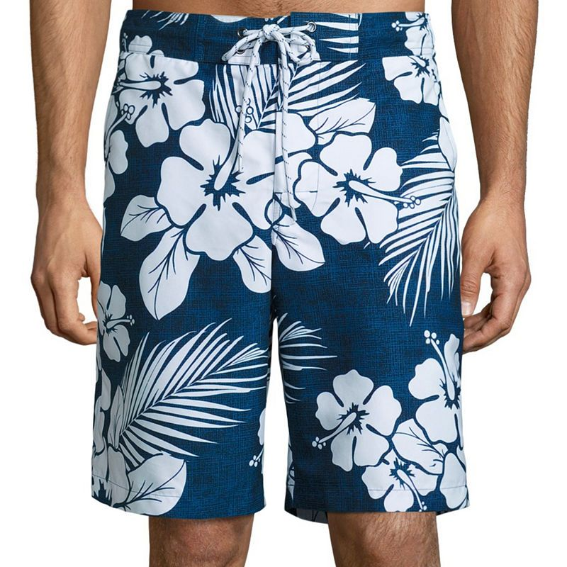 45b2be7174 The Foundry Big & Tall Supply Co. Foundry Pattern Swim Shorts Big and Tall