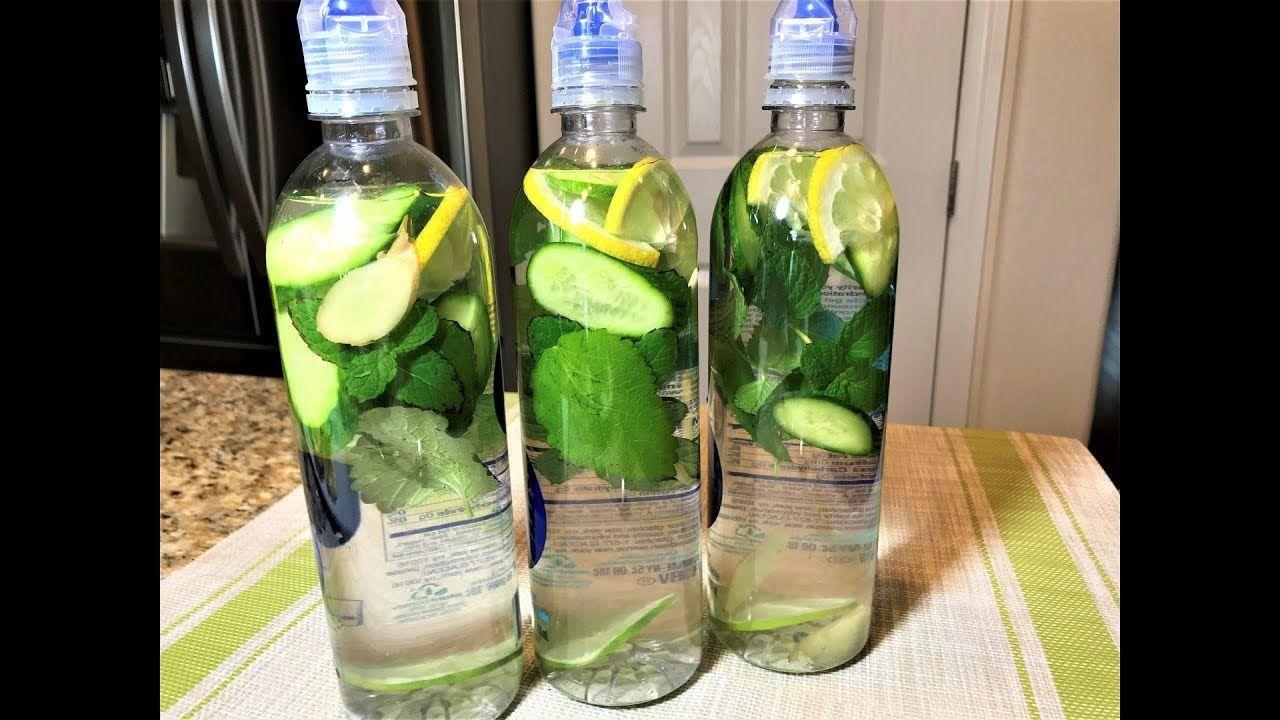 вода смузи для похудения