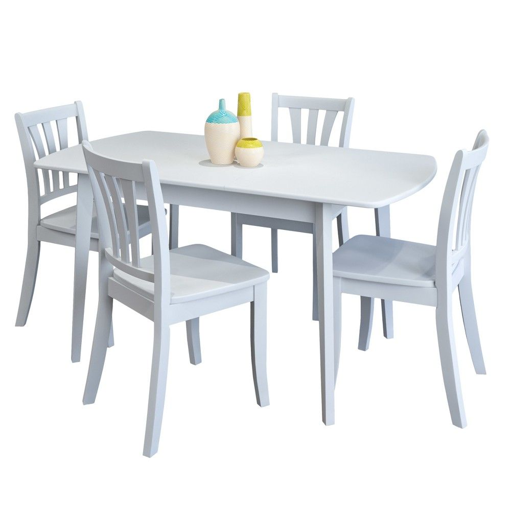 Corliving dining table set white products pinterest dining set
