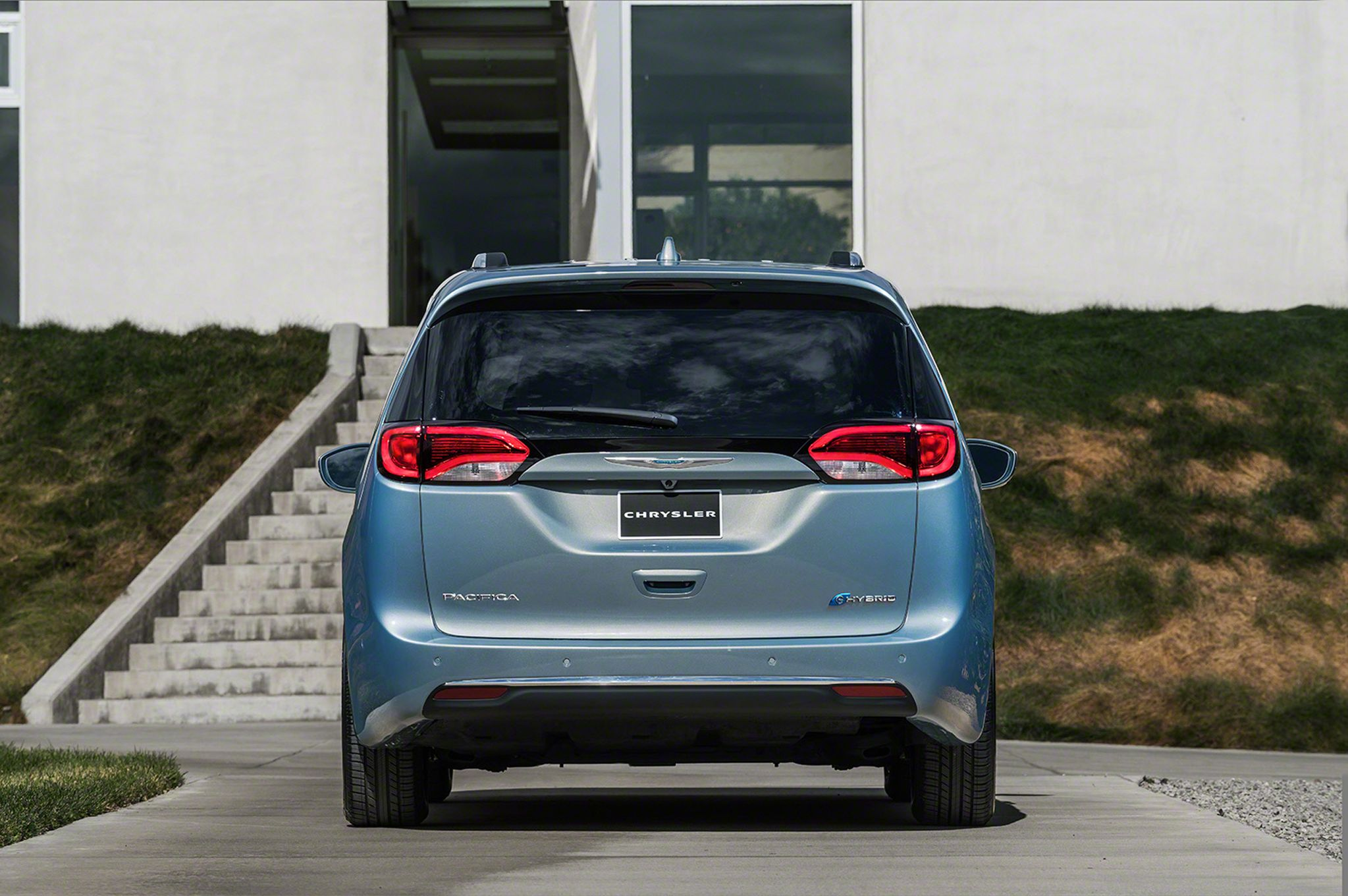 2018 Chrysler Pacifica Changes Hybrid