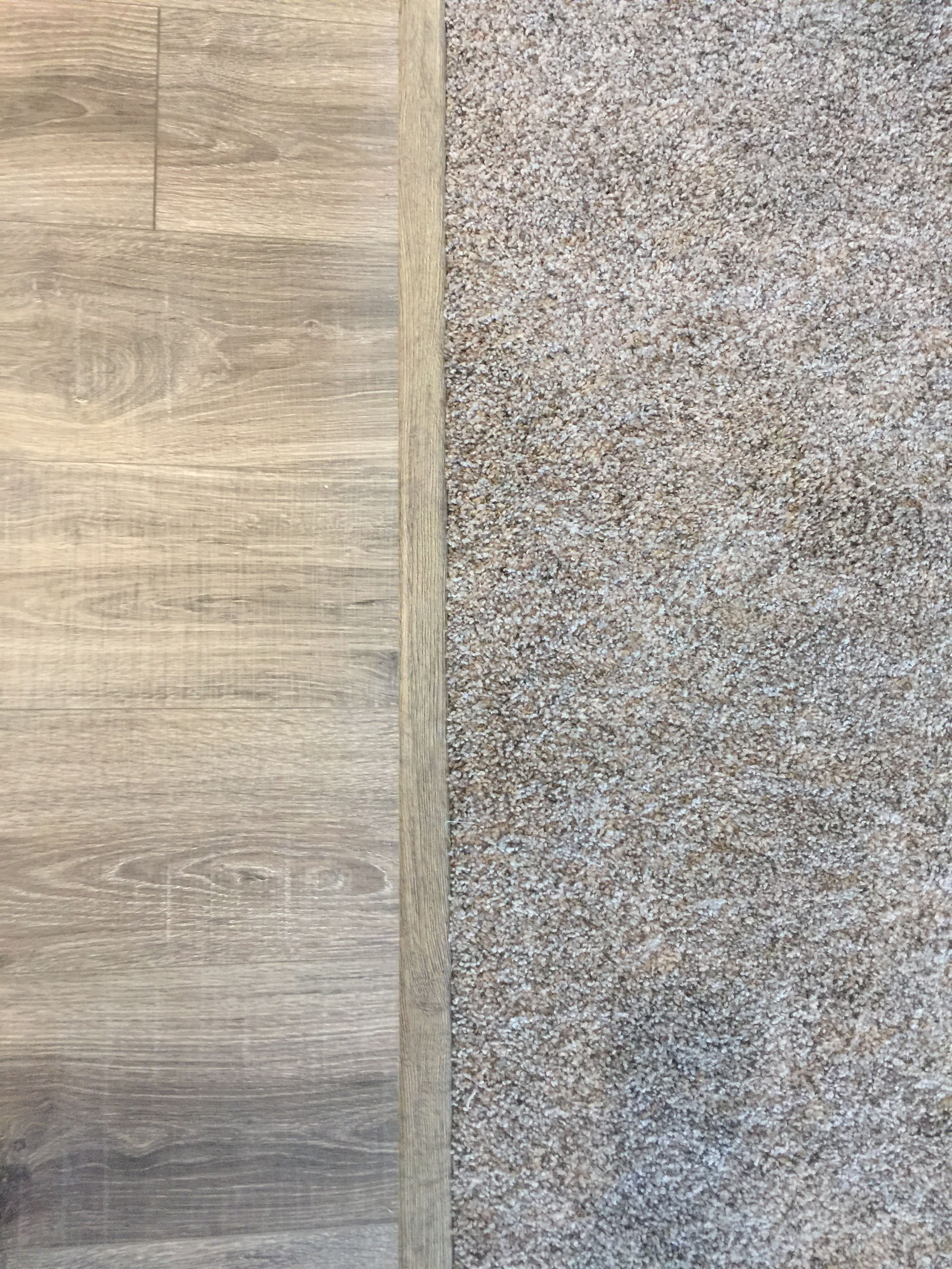 LVP TO CARPET TRANSITIONAL STRIP MI Homes Luxe Plank Vinyl