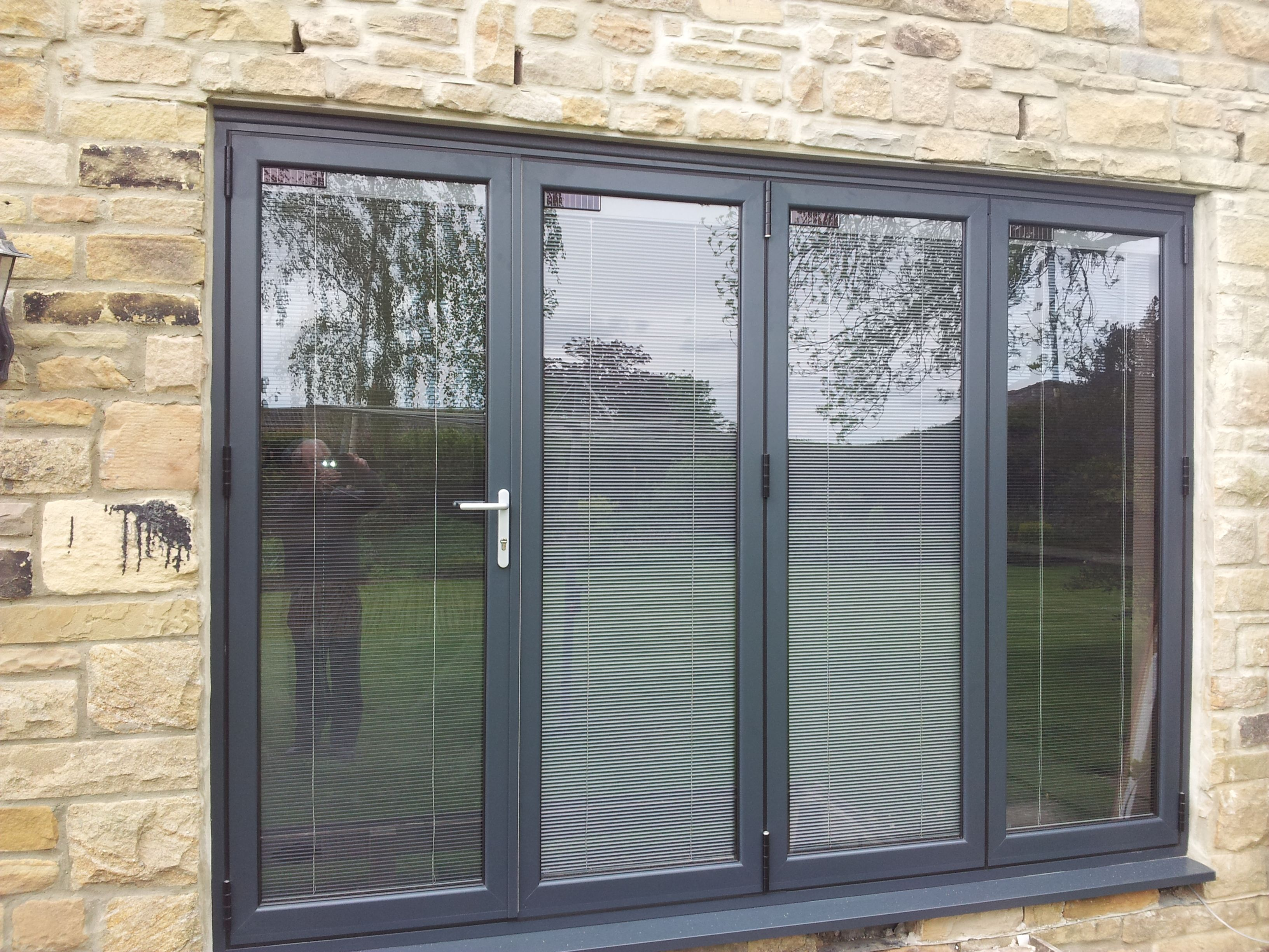 Pin By National Window Systems On Bi Folding Doors