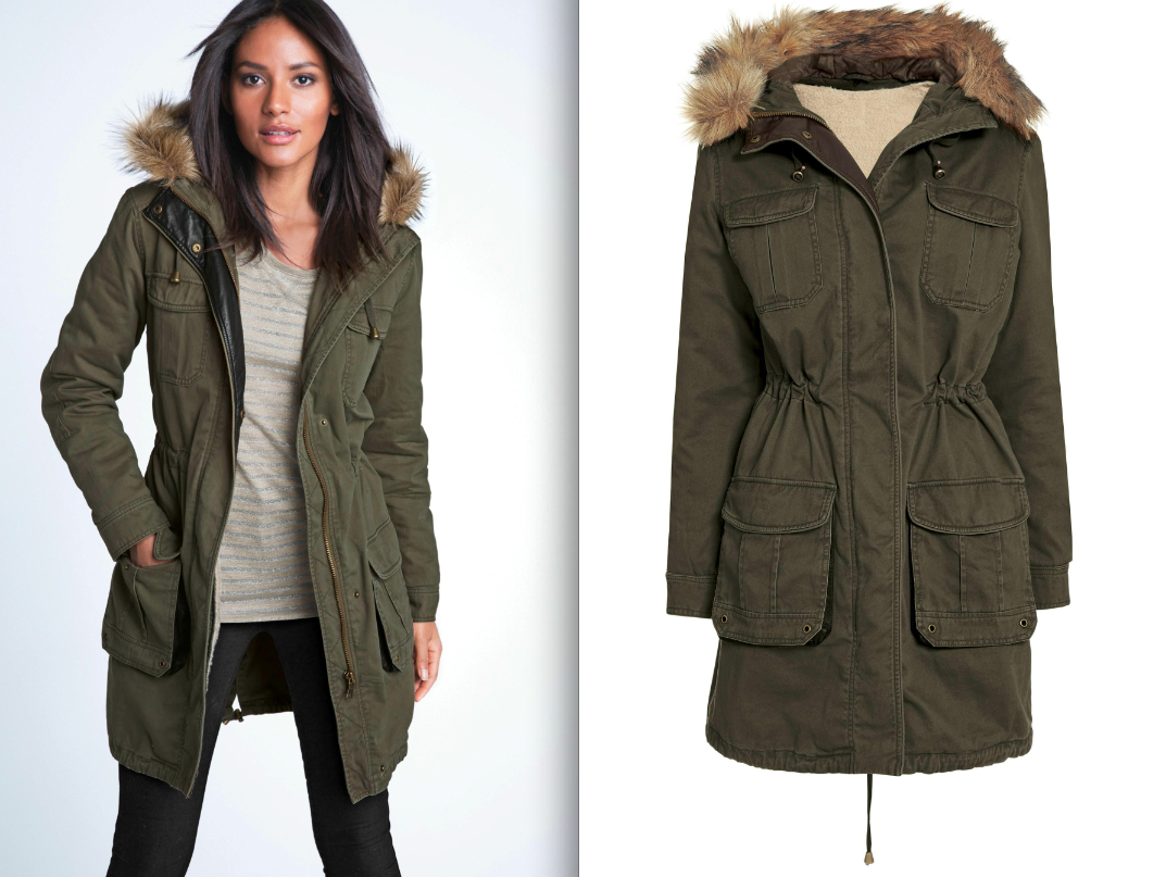 Womens Winter Parka Coats