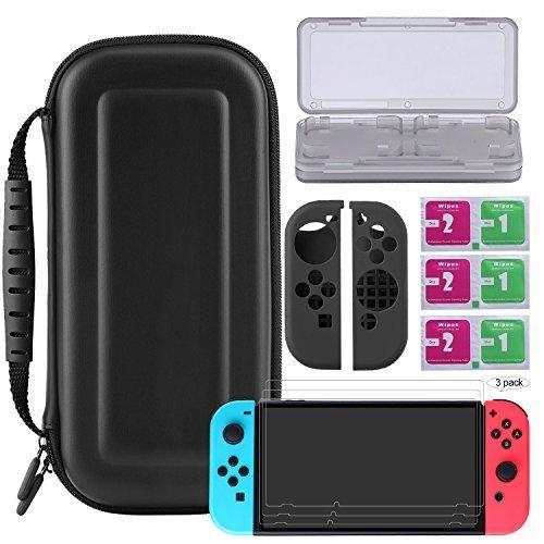 52af339c33b Comprar Ofertas de Bestico Kit Protección para Nintendo Switch, Funda
