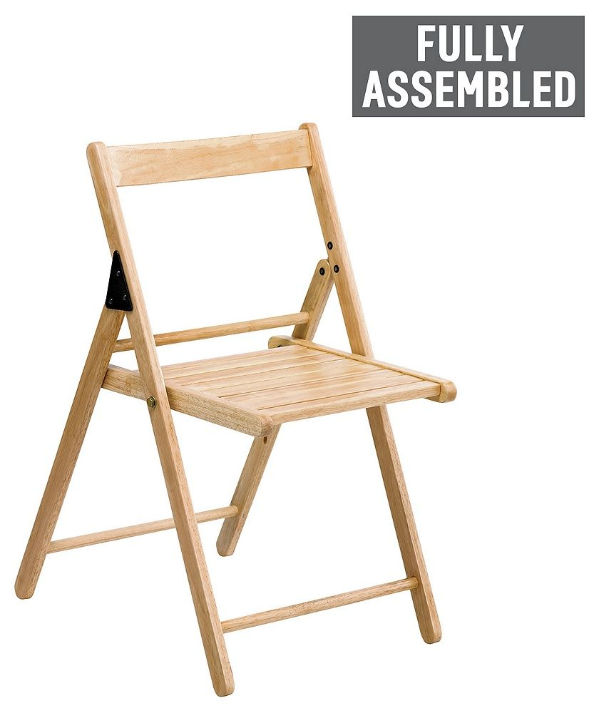 Buy Wooden Folding Dining Chair at Argos.co.uk - Your Online Shop ...