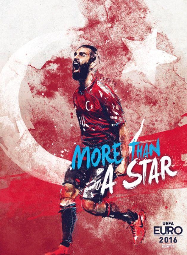 UEFA Euro 2016 Turkey  Europameisterschaft; EM Türkei; Avrupaşampionası Türkiye Arda Turan