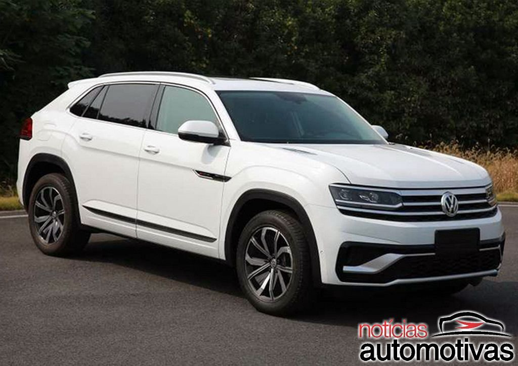 Volkswagen Atlas Cross Sport aparece em definitivo na