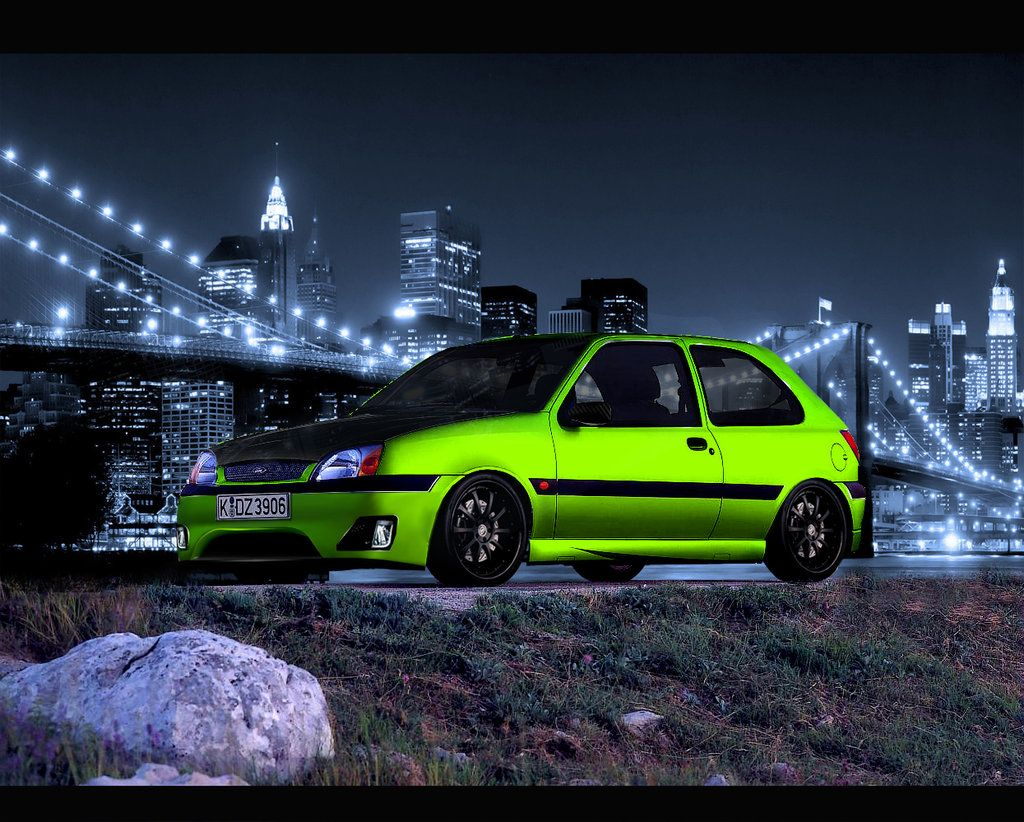 Ford Fiesta Mk5 By Dennoxdesign Ford Fiesta Ford Fiesta [ 822 x 1024 Pixel ]