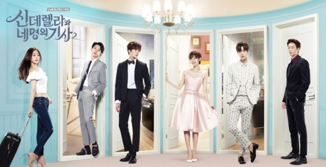 """[Funcurve Review] """"Cinderella and the Four Knights"""""""