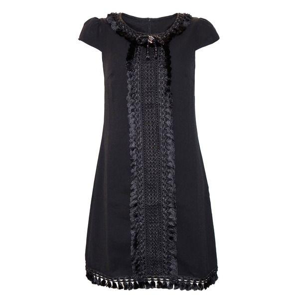 Joana Danciu - Kleid - Luana - schwarz | Kleider, Kleid ...