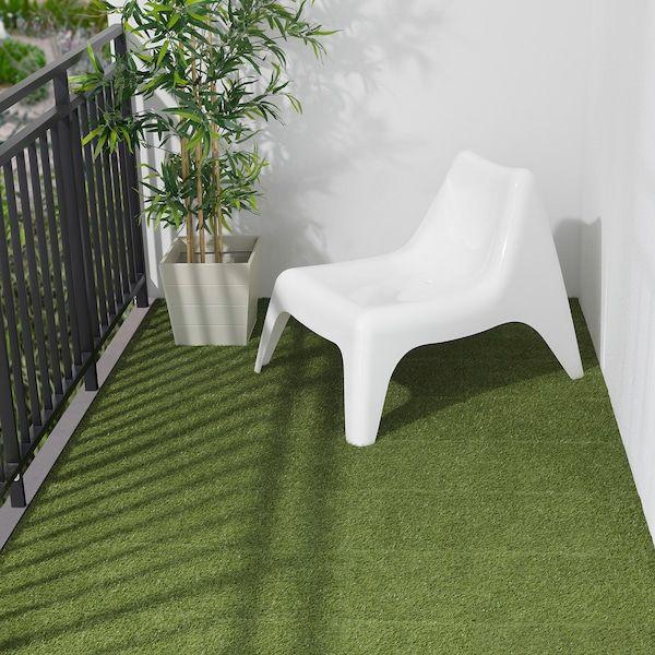 Runnen Decking Outdoor Artificial Grass Ikea In 2020