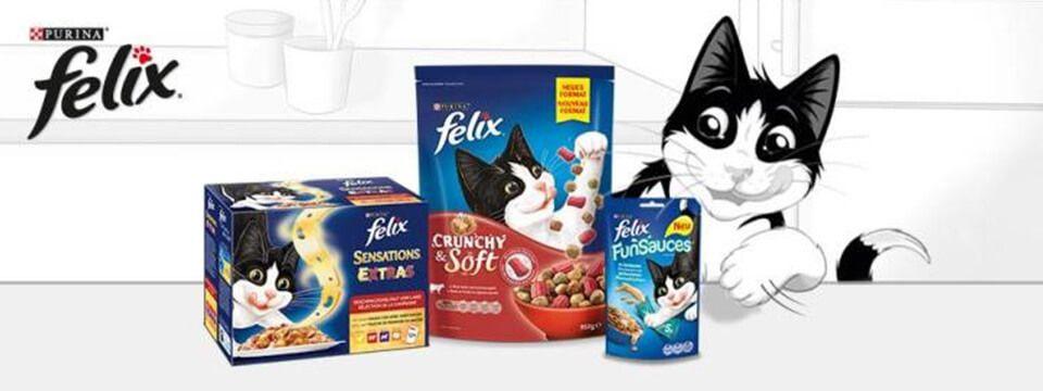 Jetzt Beim Felix Produkttest Mitmachen Katzen Futter