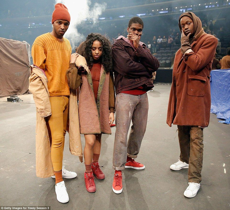 Get All The Details From Kanye West S Yeezy Season 3 Fashion Show Mens Street Style Men Street Mens Style Guide