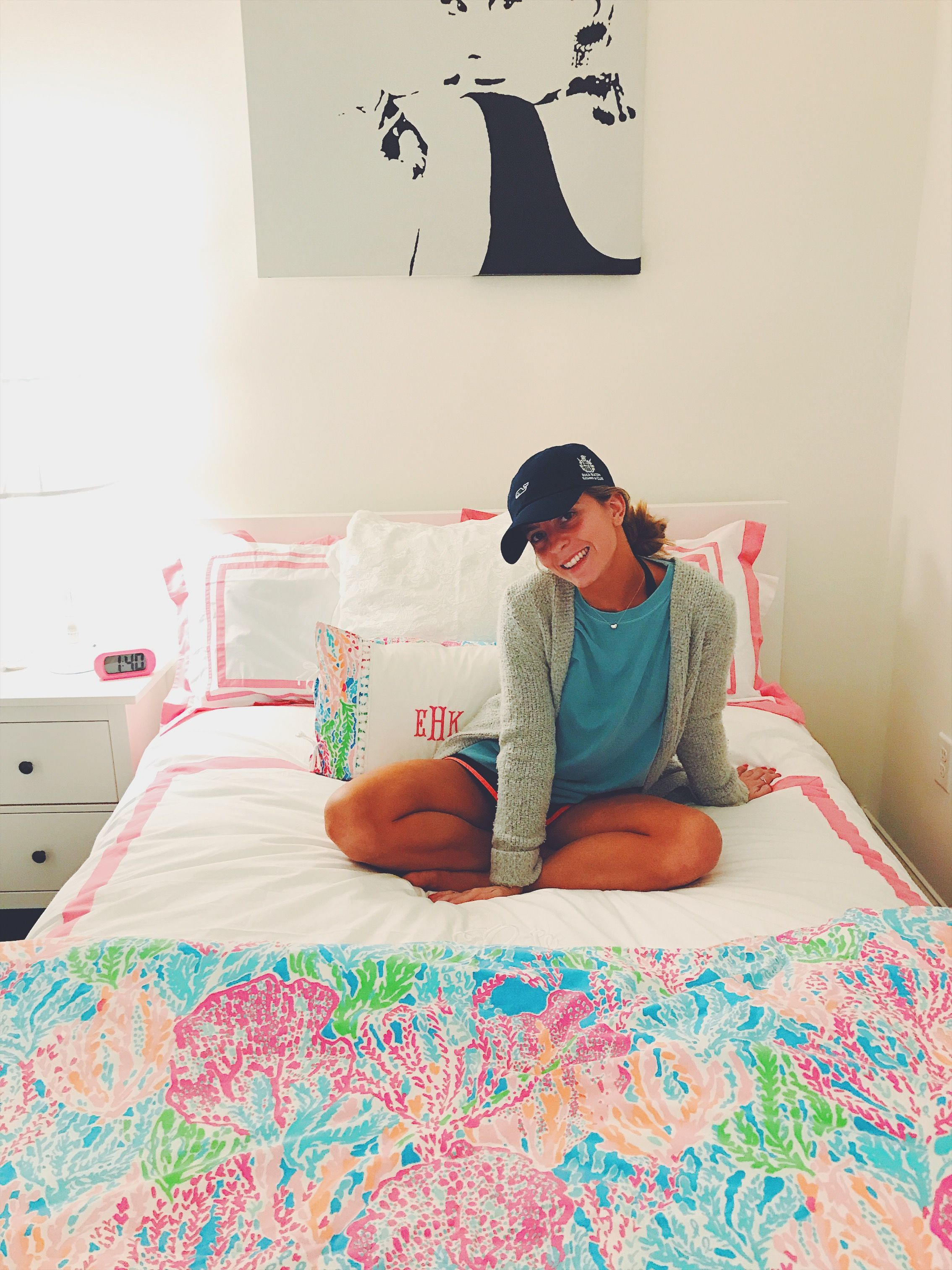 Charmant Lilly Pulitzer Bedroom