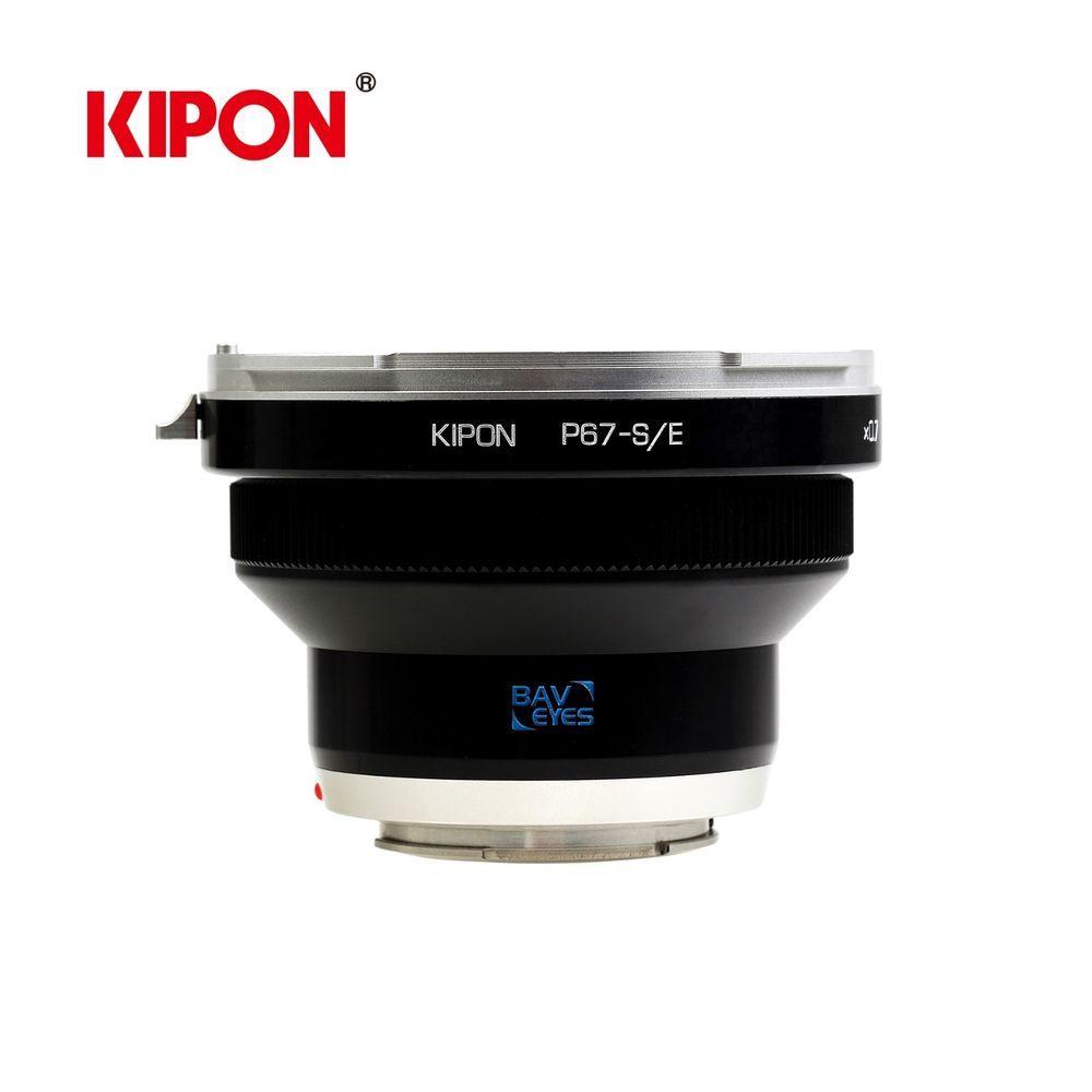 Kipon Optic Adapter for Pentax 67 Medium Format Lens to Full Frame ...