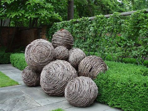 garden sculpture. Unique Garden Sculpture Ideas
