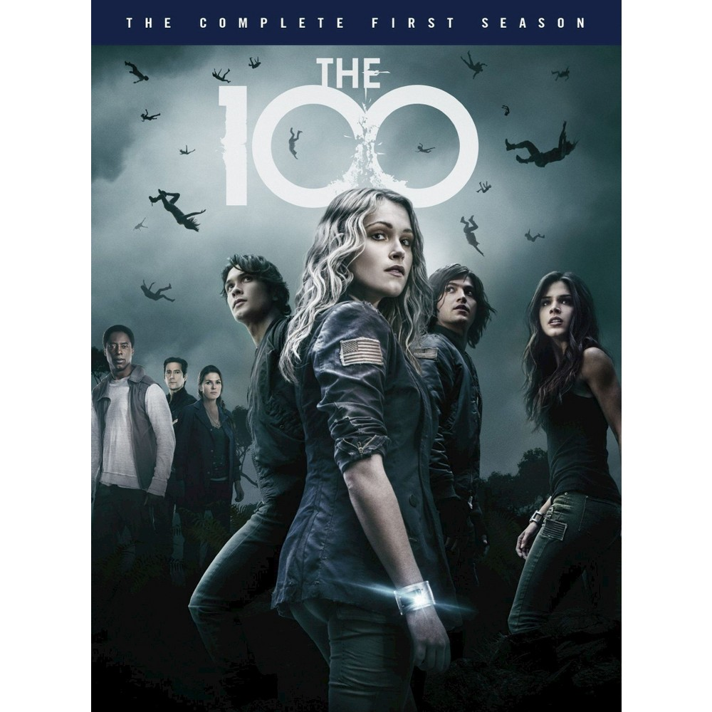The 100: The Complete First Season [3 Discs]