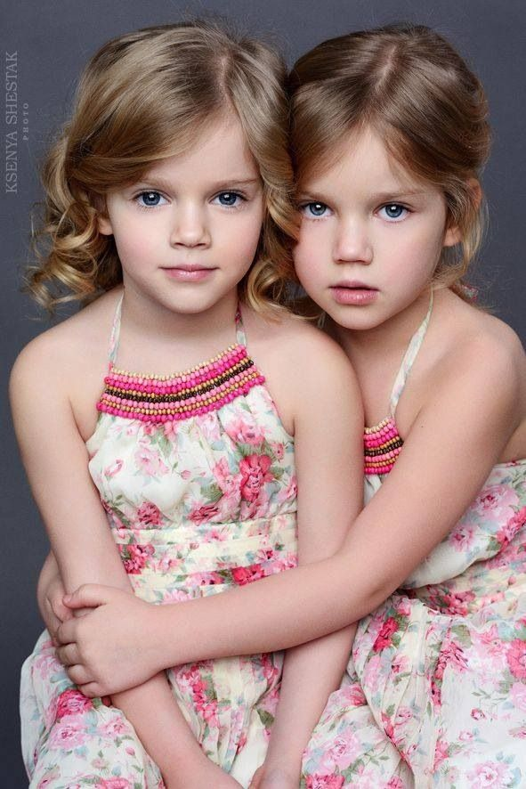 Beautiful Twins Beautiful Twins Pinterest Twins