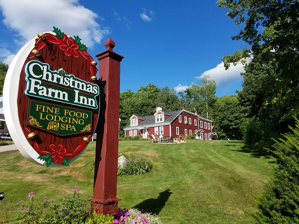 Imagine A Place Where You Could Visit At Any Time Of The Year And Always Experience The Magic Of Chris Christmas Farm Christmas Getaways Christmas Celebrations