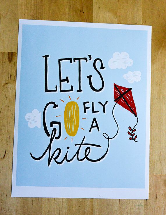 Mary Poppins - Let's Go Fly a Kite