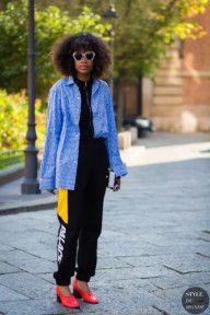 STYLE DU MONDE / Milan SS 2017 Street Style: Jan-Michael Quammie  // #Fashion, #FashionBlog, #FashionBlogger, #Ootd, #OutfitOfTheDay, #StreetStyle, #Style
