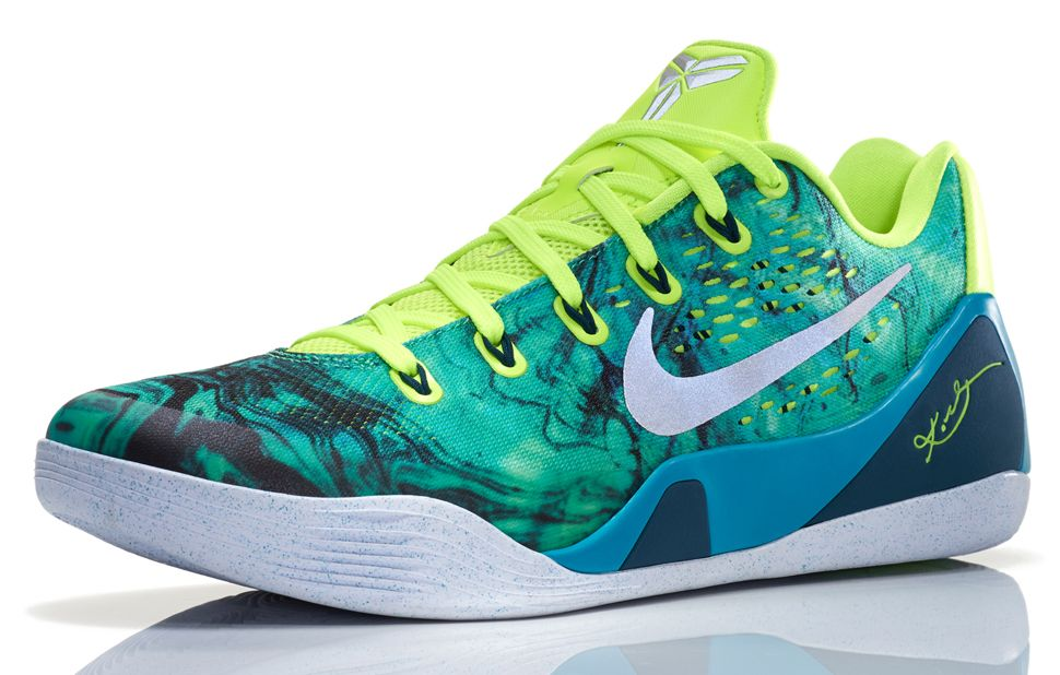Nike Kobe 9 Em Easter 2014 With Images Nike Heels Nike Free