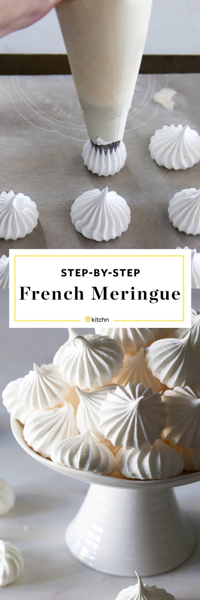 How To Make French Meringue | Kitchn