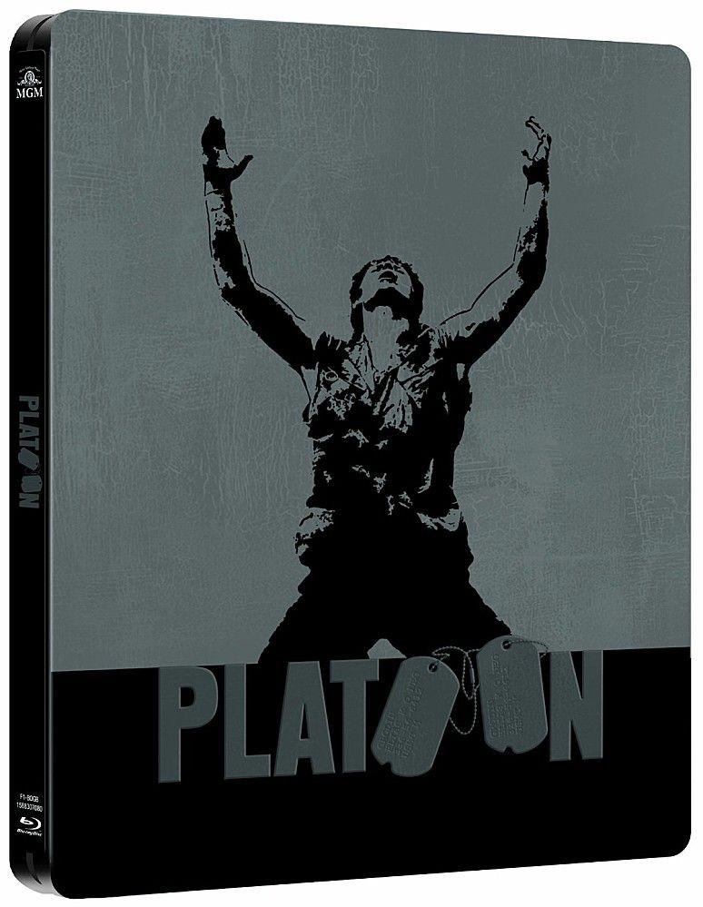 Platoon en blu-ray métal édition limitée
