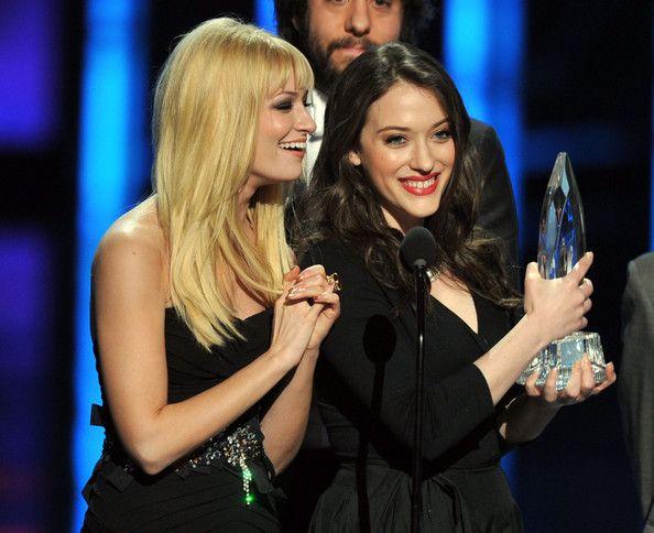 Kat Dennings Photos: 2012 People's Choice Awards - Show