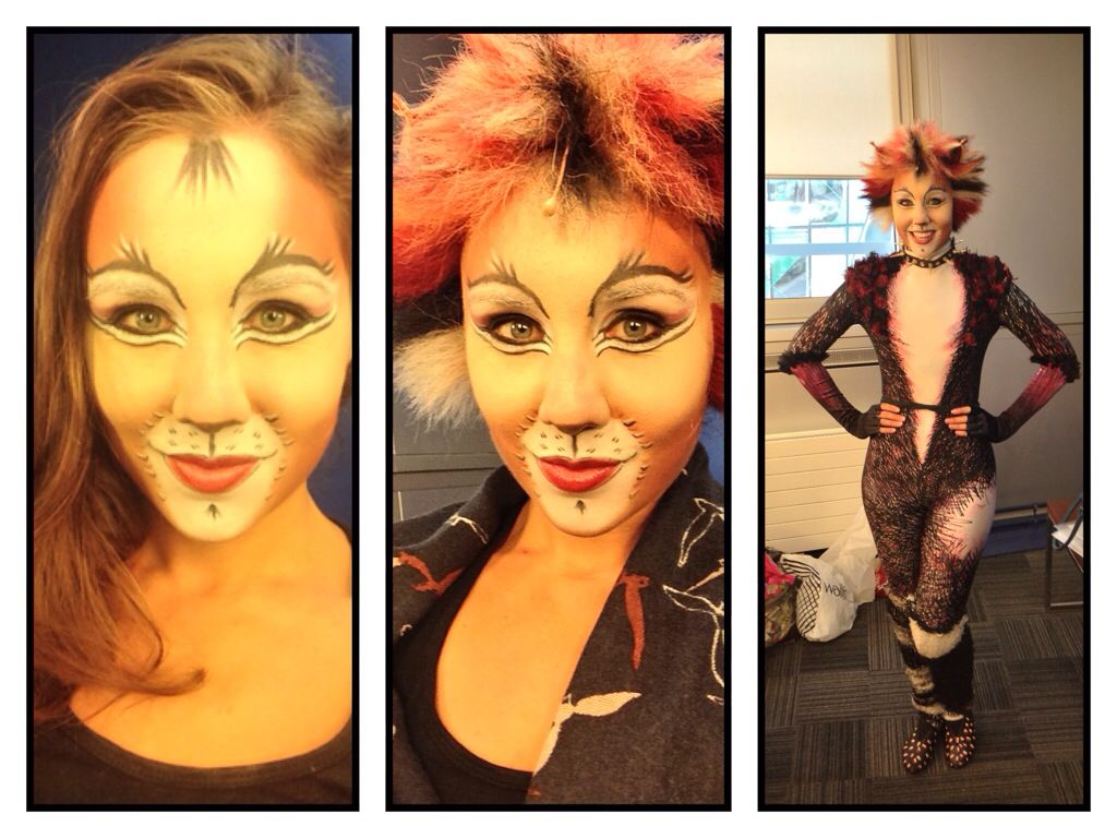 Cats tour 2013. Jemima Collette Coleman. My ultimate