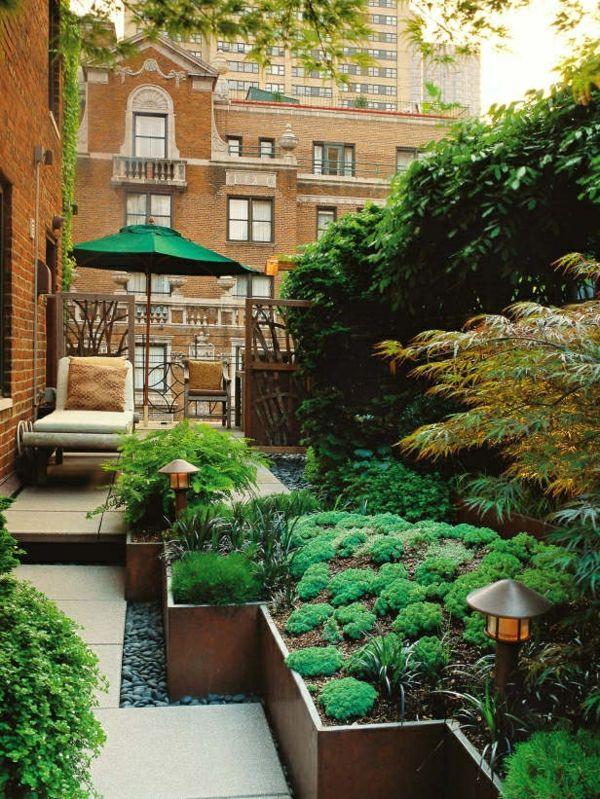10 garden designs - ideas for small areas | Garden design ...